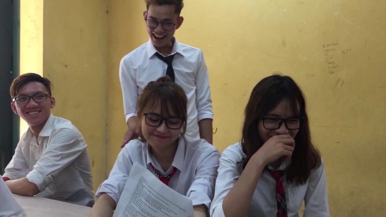 Nhật Ký Đi Quay: Khi con gái SVM TV sống ảo | Lớp học bá đạo tập 11- Phim cấp 3