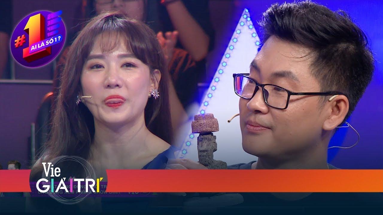 Xuất hiện người đàn ông Việt am hiểu văn hóa Hàn hơn cả Hari Won| #11 AI LÀ SỐ 1?