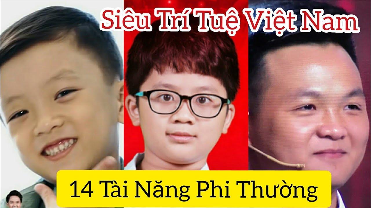 💥 Siêu Trí Tuệ Việt Nam MỚI NHẤT: Lộ diện 14 Siêu Năng Lực sẵn sàng vòng Tuyên Chiến