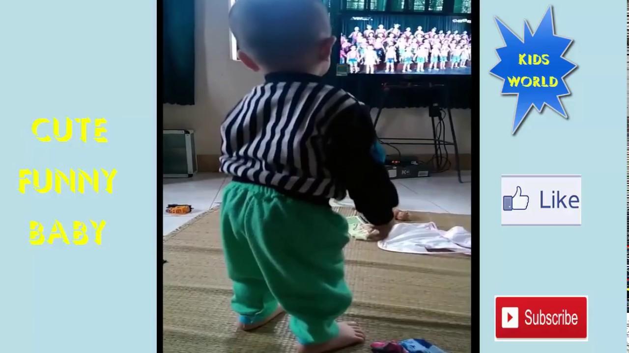 Biệt tài tí hon  *Em bé nhảy hip hop* - Tiny knack/Baby dance/Cute funny