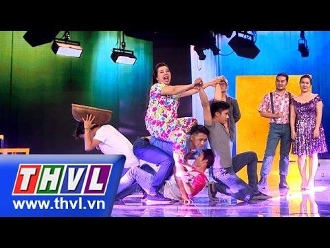 THVL | Cười xuyên Việt - Phiên bản nghệ sĩ |Tập 11: Diễn viên thế thân - Thanh Vân