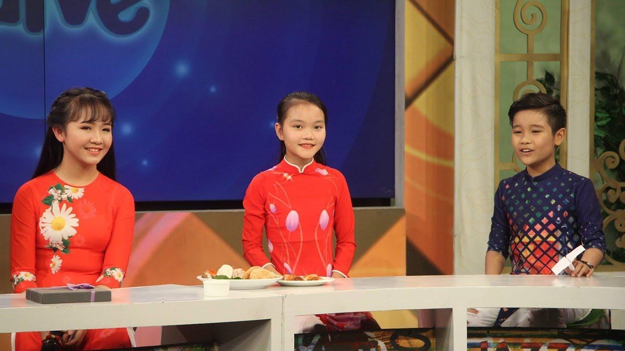 Ăn trưa cùng Hà Quỳnh Như, Kim Chi, Nhật Minh trong chương trình Bữa Trưa Vui Vẻ 28/12/2017