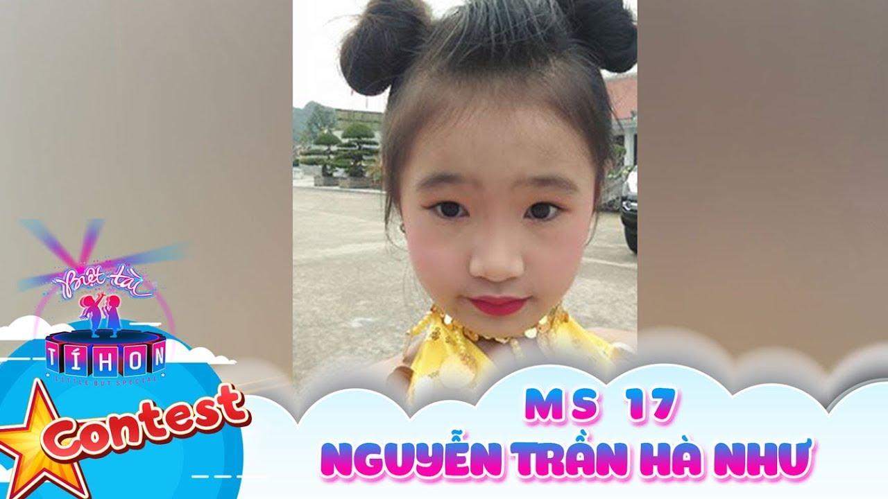 Biệt tài tí hon online   MS 17: Nguyễn Trần Hà Như