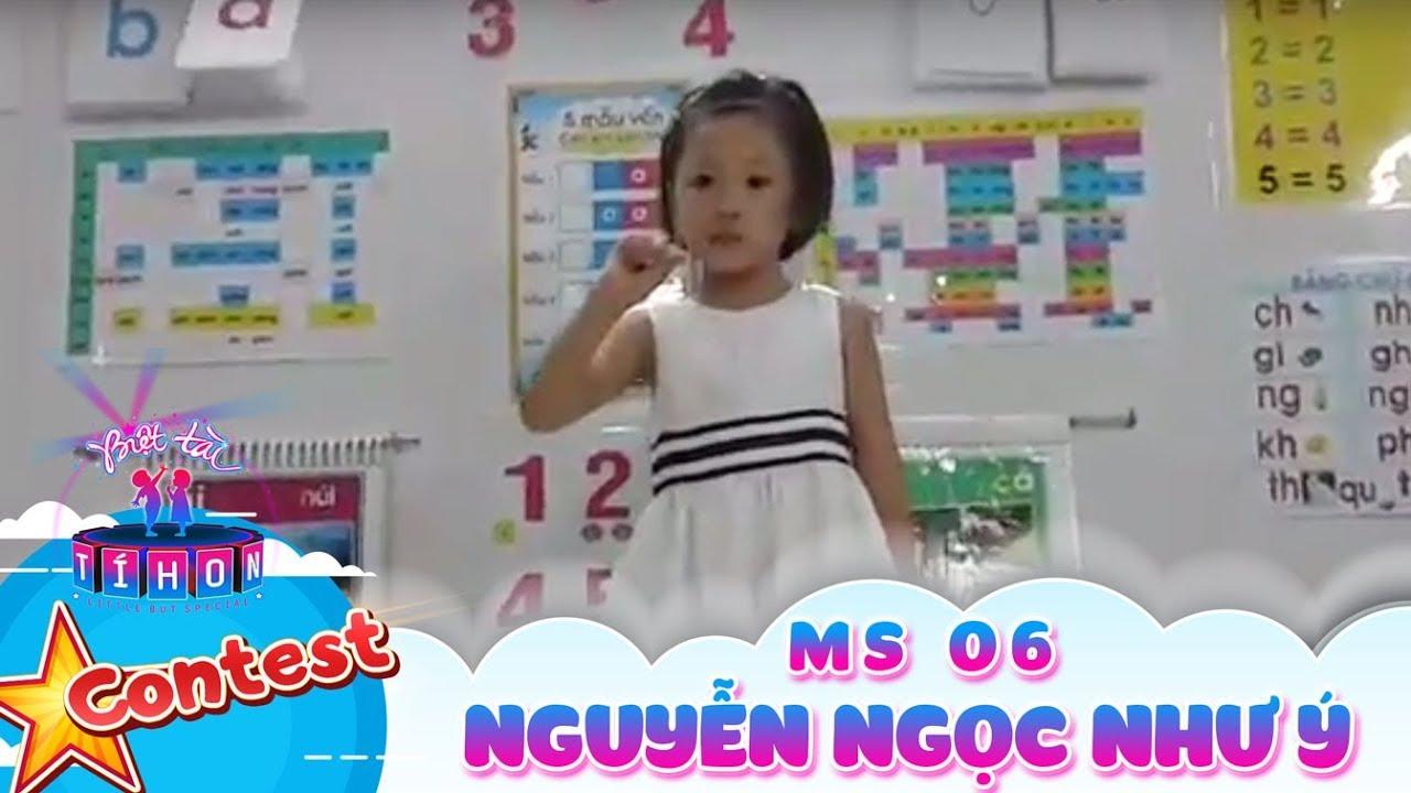 Biệt tài tí hon online   MS 06: Nguyễn Ngọc Như Ý