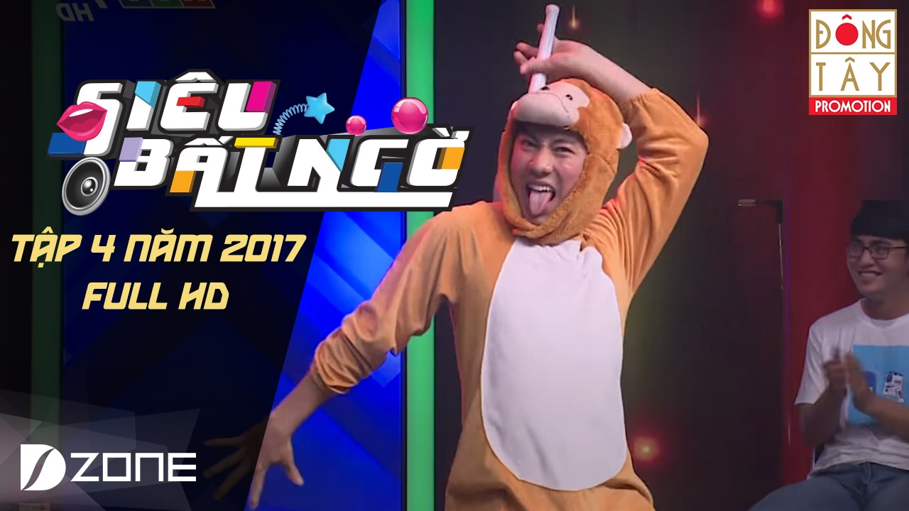 TUNG HỨNG ĐỒ VẬT BẰNG TAY VÀ CHÂN | SIÊU BẤT NGỜ 2017 | TẬP 4 FULL HD (24/01/2017)