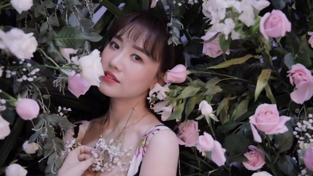 Hari Won - Hậu trường chụp quảng cáo