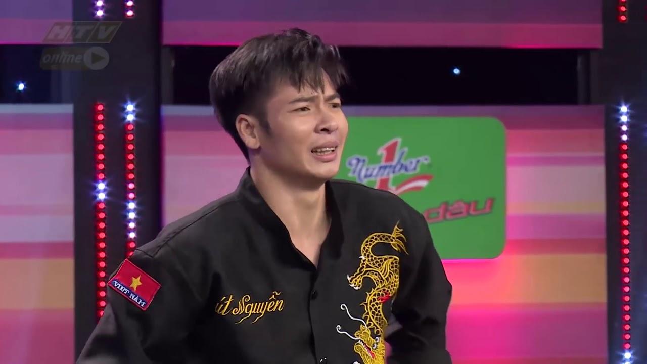 Võ sư Út Nguyễn biểu diễn 3 bài Binh khí - chương trình Siêu Bất Ngờ