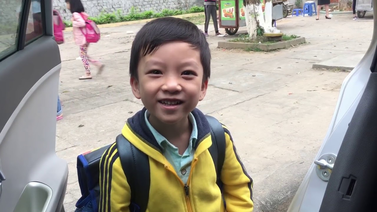 Cúi đầu để ngẩng cao hơn 🏂 Quang Bình Biệt tài tí hon 🏂 Lễ phép và đáng yêu