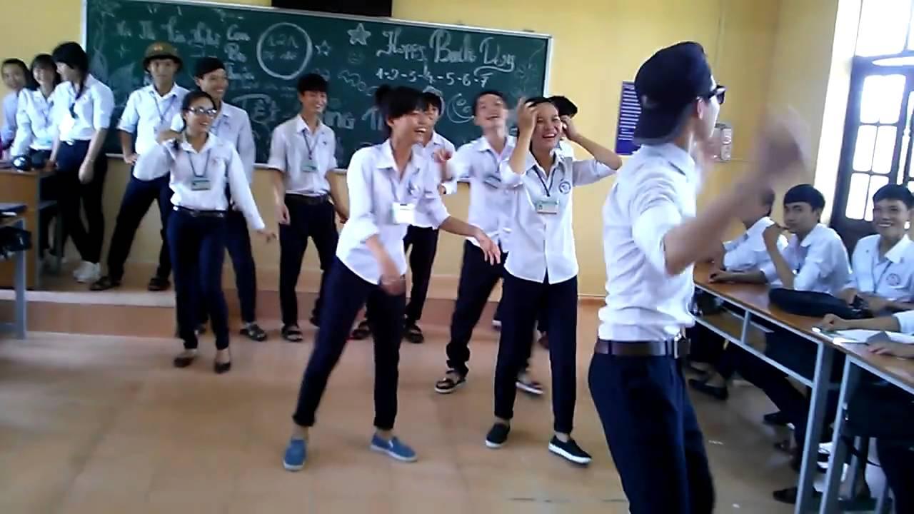 Lớp học bá đạo nhất hải phòng phiên bản gangnam