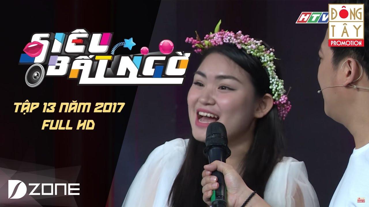 Cô Gái Có Bàn Tay Biết Nhảy Múa l Siêu Bất Ngờ 2017 I Tập 13 (28/3/2017)