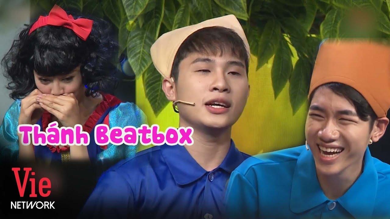 Jack&K-ICM bất ngờ đổ bộ gia đình 7 nụ với màn chào sân Sóng Gió cùng beatboxer Ninh Dương lan Ngọc