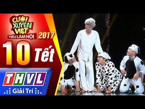 THVL | Cười xuyên Việt – TLH 2017 l Tập 10[3]: Ngày tết của ba - Kỳ Tài