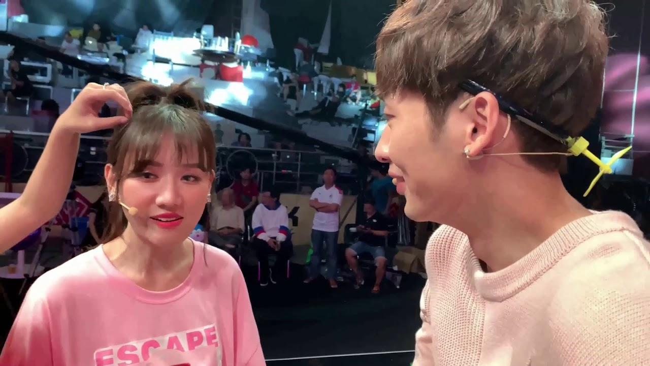 Tuấn Trần | Ai là số 1 - hậu trường cực lầy với Hari Won