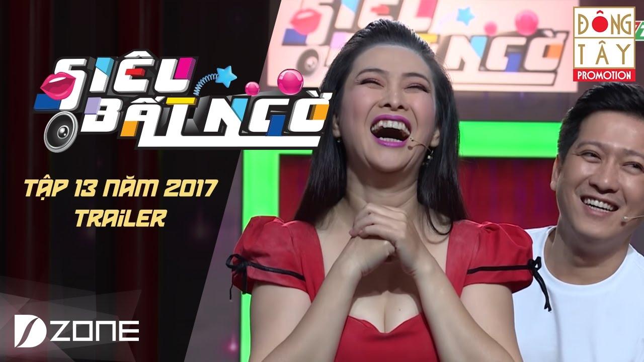Siêu Bất Ngờ 2017ITập 13 Trailer: Bạch Long, Hoàng Trinh, Mai Phượng, Thanh Vân, Nam Trung