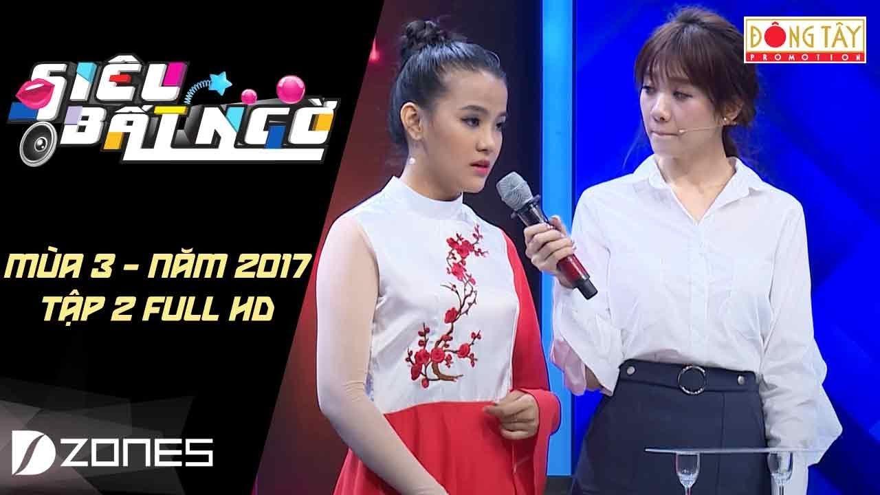 Siêu Bất Ngờ 2017 (Mùa 3) I Tập 2 | Vòng 4: Cô gái giữ thăng bằng tháp ly trên sống dao