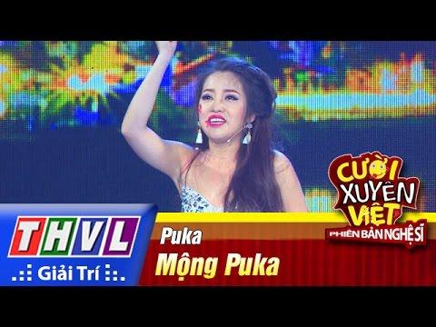 THVL | Cười xuyên Việt - Phiên bản nghệ sĩ 2016 | Tập 1: Mộng Puka - Puka
