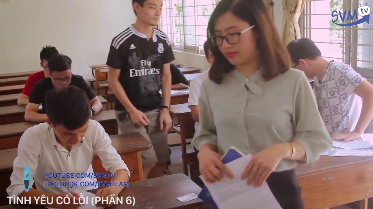 Những Câu Nói Bá Đạo Của Thầy Cô - Tập 10 - Lớp Học Bá Đạo - Phim Học Đường | SVM Entertainment