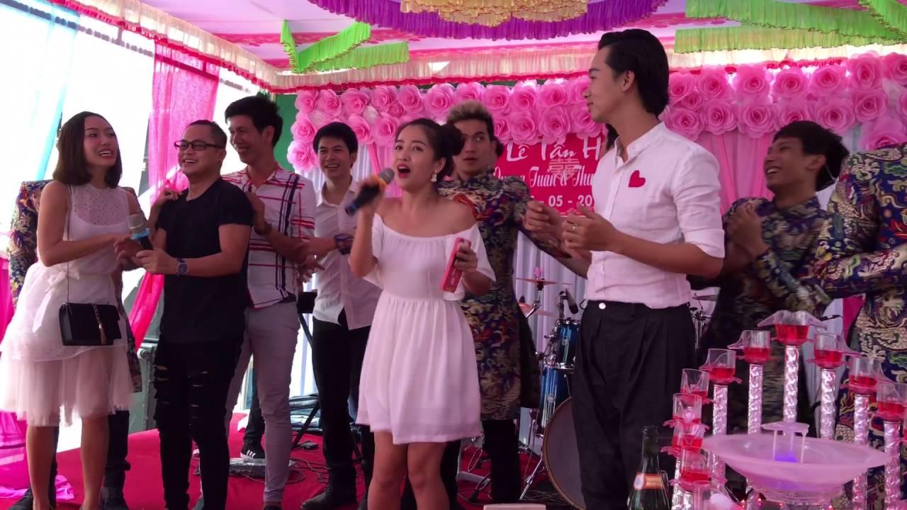 Cười xuyên Việt - Phiên bản đám cưới