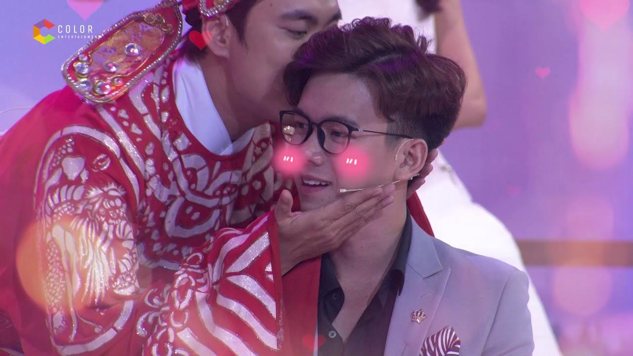 Khúc hát se duyên|teaser tập 10:Kiều Minh Tuấn hướng dẫn Phạm Linh cách bày tỏ tình cảm với Tấn Phát