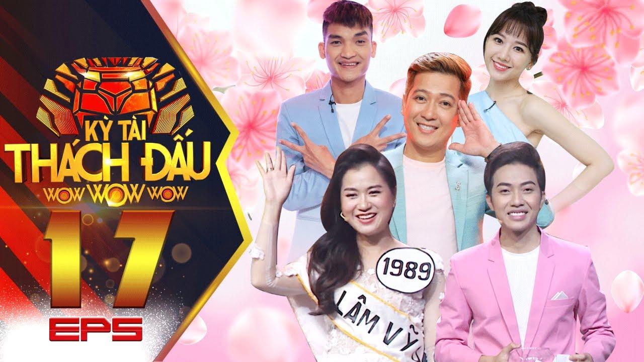 Kỳ Tài Thách Đấu | Mùa 3 - Tập 17: MC Cris Phan cạn lời trước phần thi ứng xử của hoa hậu Lâm Vỹ Dạ