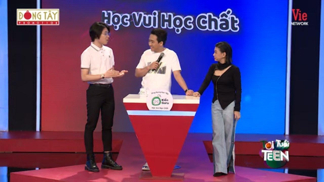 Quang Trung tiết lộ bản thân biết tự lập ngay từ khi còn nhỏ | Tôi Tuổi Teen - Tập 11