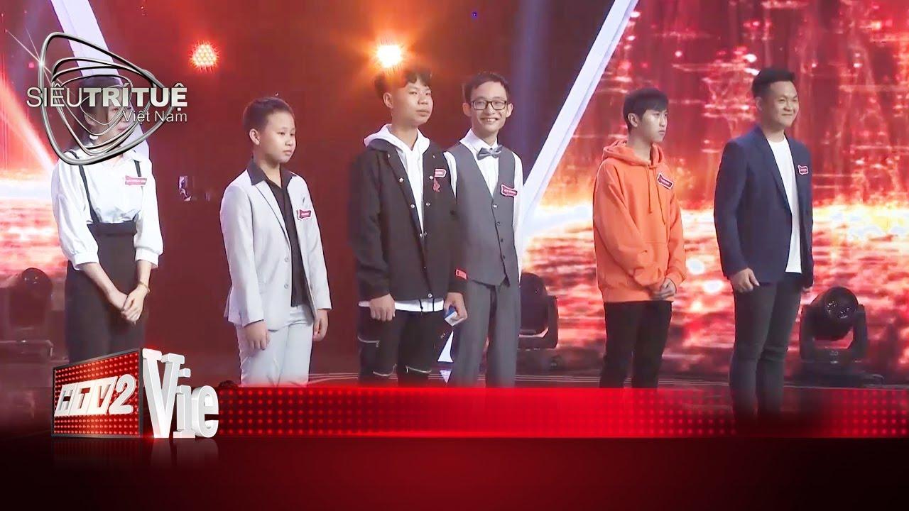 Tranh tài quyết liệt, 6 tài năng Việt Nam gặp phải đối thủ quốc tế nặng kíI#11 SIÊU TRÍ TUỆ VIỆT NAM