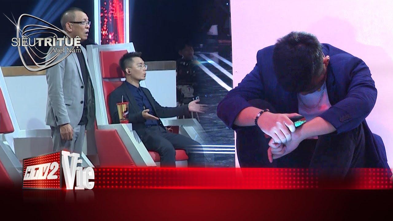 Việt Hoàng vụt mất chiến thắng trong tiếc nuối vì vô tình phạm sai lầm I #11 SIÊU TRÍ TUỆ VIỆT NAM