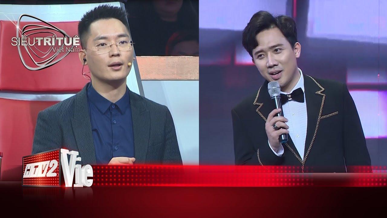 Trấn Thành bắn tiếng Hoa như gió tự tin đối đáp cùng Vương Phong I #12 SIÊU TRÍ TUỆ VIỆT NAM
