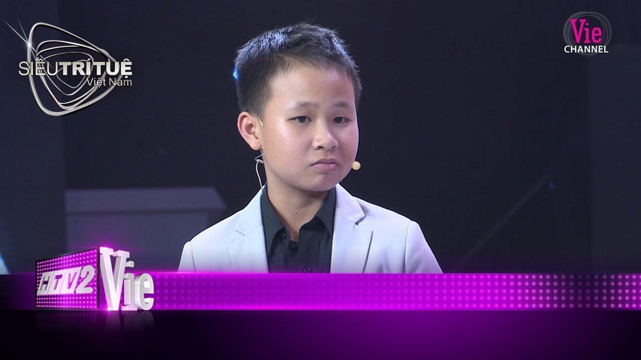 Mở đầu bùng nổ, Gia Hưng ghi điểm trước đàn chị lừng danh Rinne Tsujikubo| #12 SIÊU TRÍ TUỆ VIỆT NAM