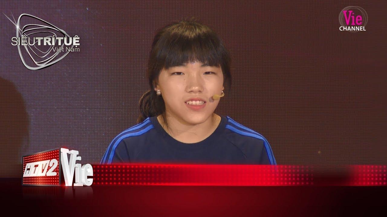 Rinne Tsujikubo tính nhẩm thần tốc - tuyển thủ được fan Việt yêu thích nhất | SIÊU TRÍ TUỆ VIỆT NAM