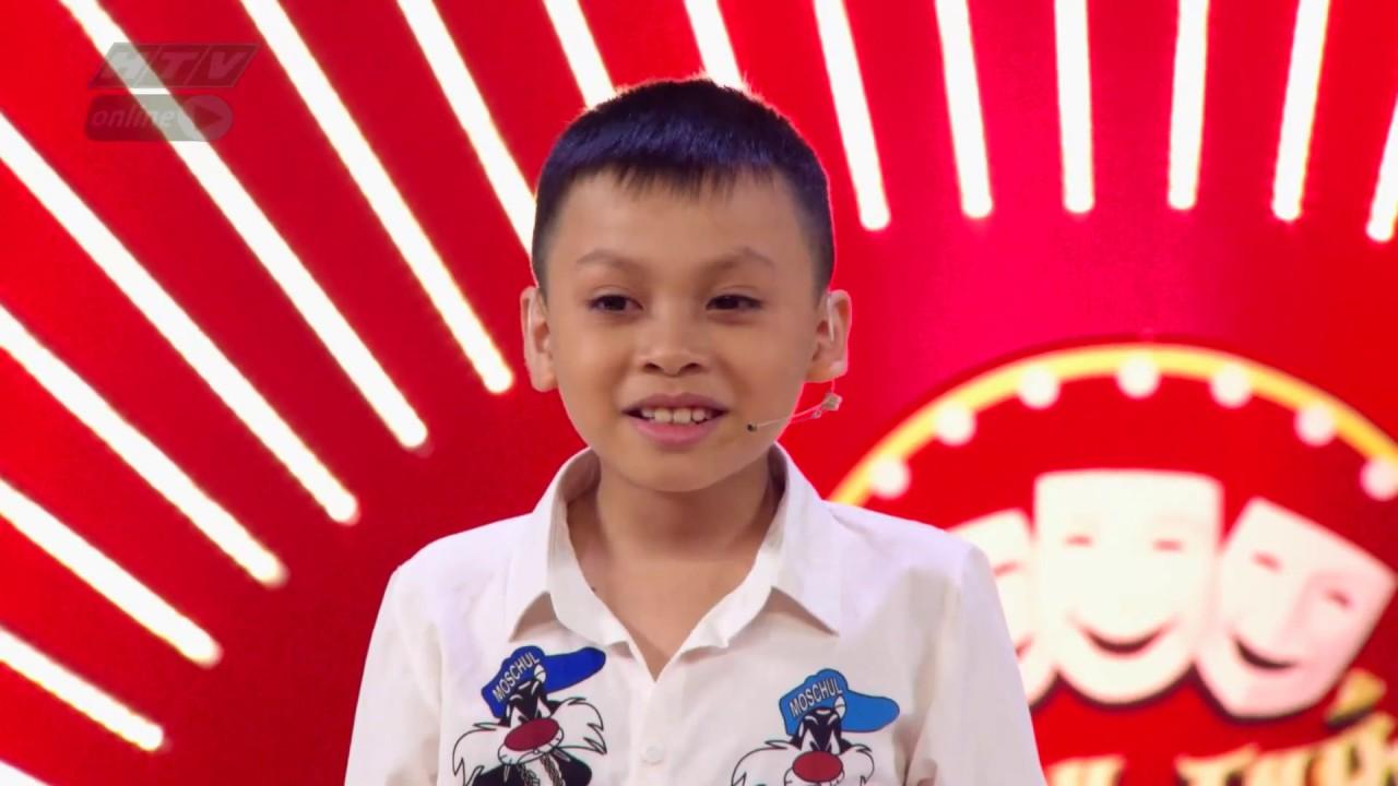 Bé An Khang giả Minh Dự, Dương Lâm, Trấn Thành | THÁCH THỨC DANH HÀI 5 | TTDH #14 | 16/1/2019