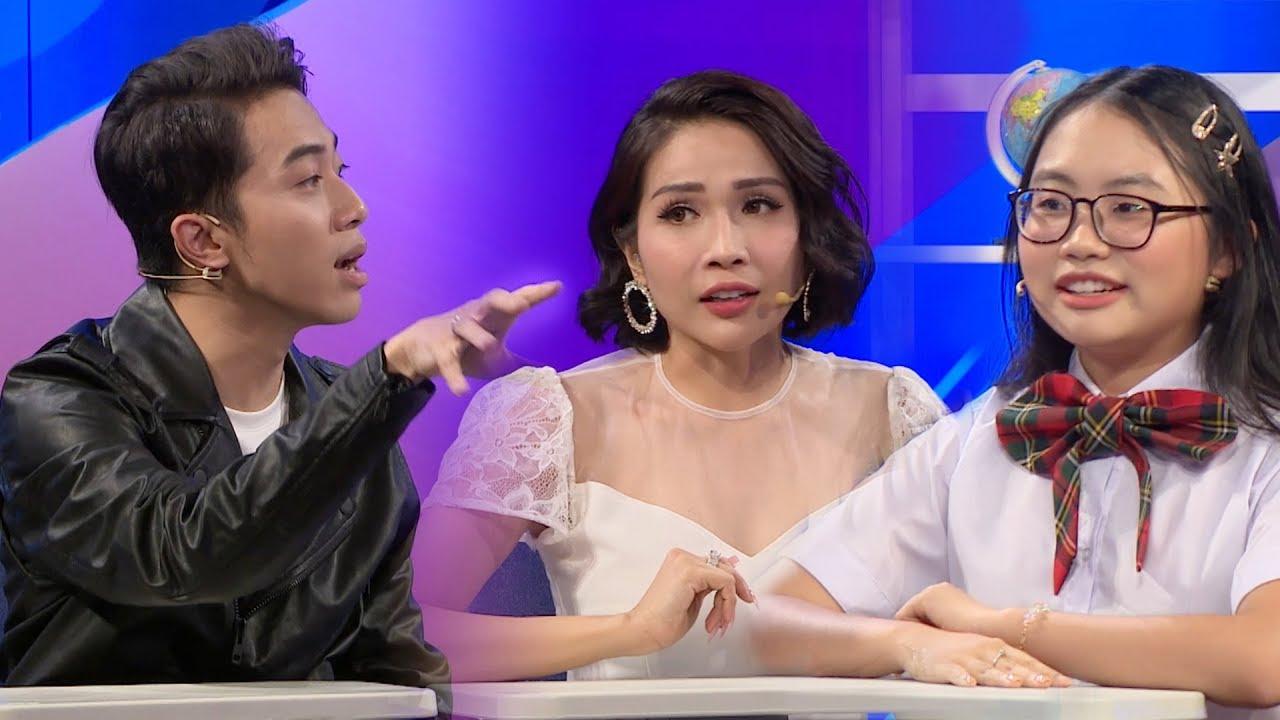 """Cris Phan, Khả Như, Phương Mỹ Chi tranh luận """"gay gắt"""" về tính yêu tuổi học trò"""