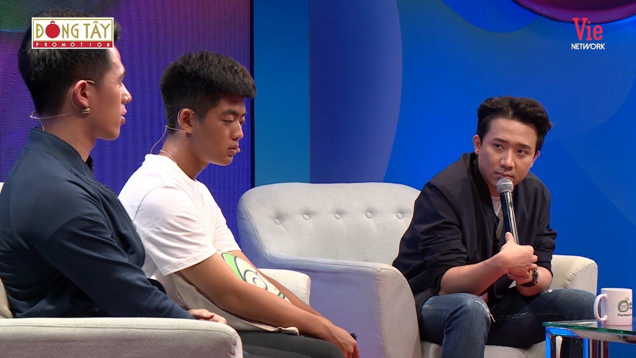 Trấn Thành xúc động với niềm đam mê bóng đá mãnh liệt của cậu bé 16 tuổi