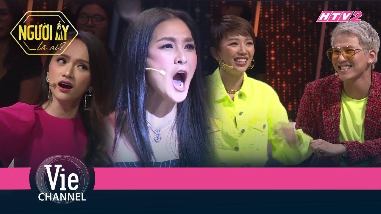 Khai màn mùa mới Hương Giang, Trấn Thành, Lukkade quậy banh nóc | NGƯỜI ẤY LÀ AI? - Mùa 2