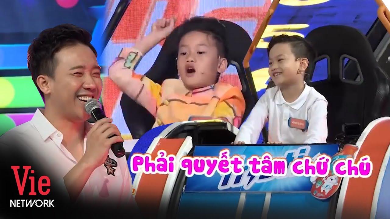Những lần con trai MC Hồng Phúc trả lời rốt ráo các câu hỏi hóc búa khiến dàn khách mời ngưỡng mộ