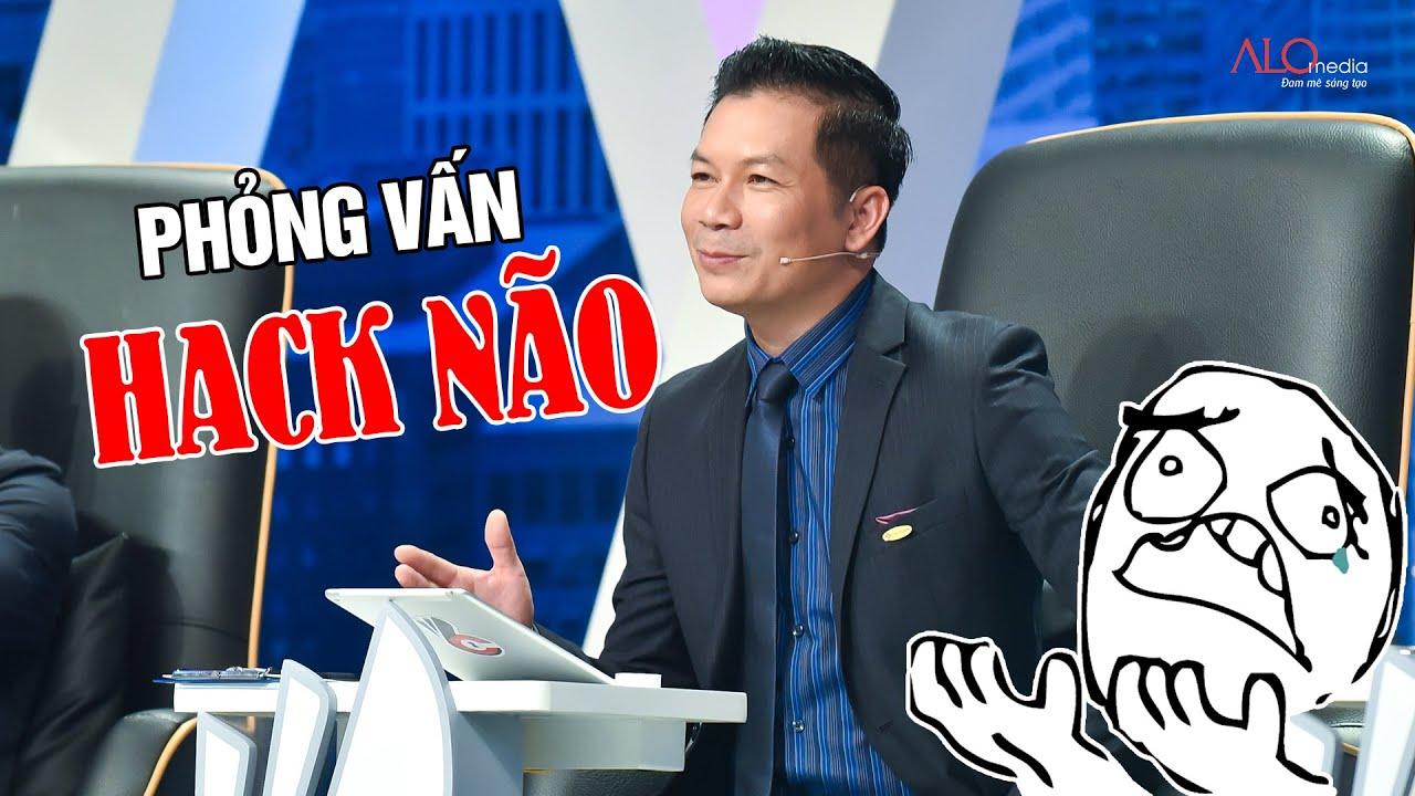 Cơ Hội Cho Ai | Các sếp phỏng vấn xin việc cực HACK NÃO, IQ vô cực ứng viên nào sẽ đáp trúng?