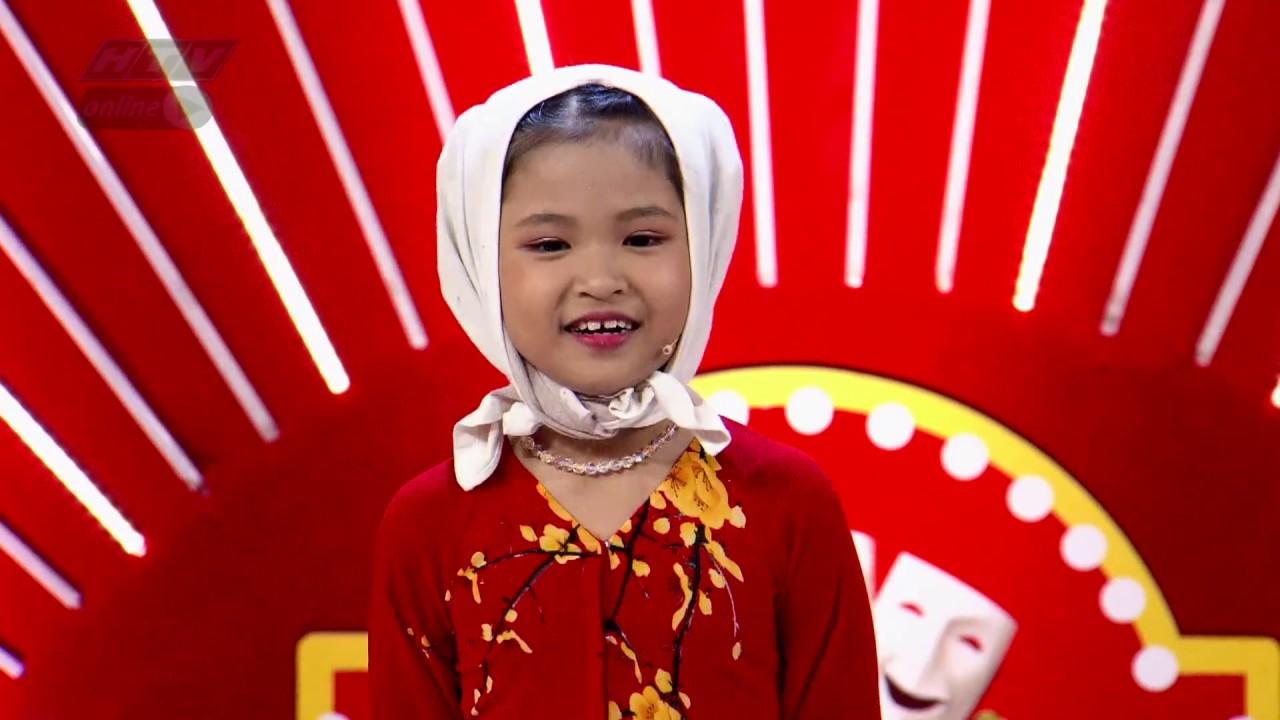 Thuộc làu hài Trấn Thành, cô bé duyên dáng được đặc cách vào Gala | THÁCH THỨC DANH HÀI 6 #2 | 16/10