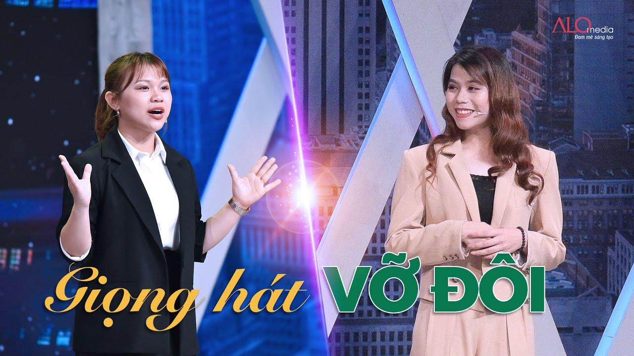 CƠ HỘI CHO AI | OANH TẠC với Giọng hát vỡ đôi của ứng viên làm Sếp ngỡ ngàng