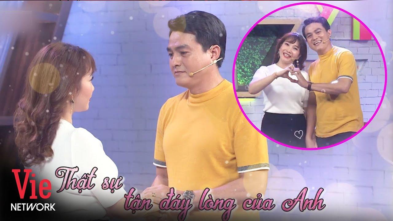 Cao Minh Đạt và vợ ngượng ngùng khi nói lời yêu thương trên sóng truyền hình | Tâm Đầu Ý Hợp