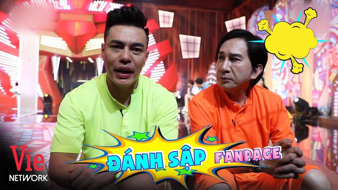 Dương Lâm kêu gọi fan đánh sập fanpape Kim Tử Long vì cạnh tranh livestream giành khách với mình
