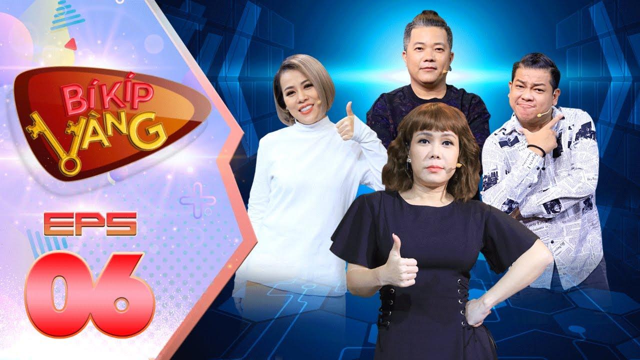 Bí Kíp Vàng | Tập 6: Việt Hương chia sẻ bí kíp nhận diện chân gà sạch và chân gà ngâm hóa chất