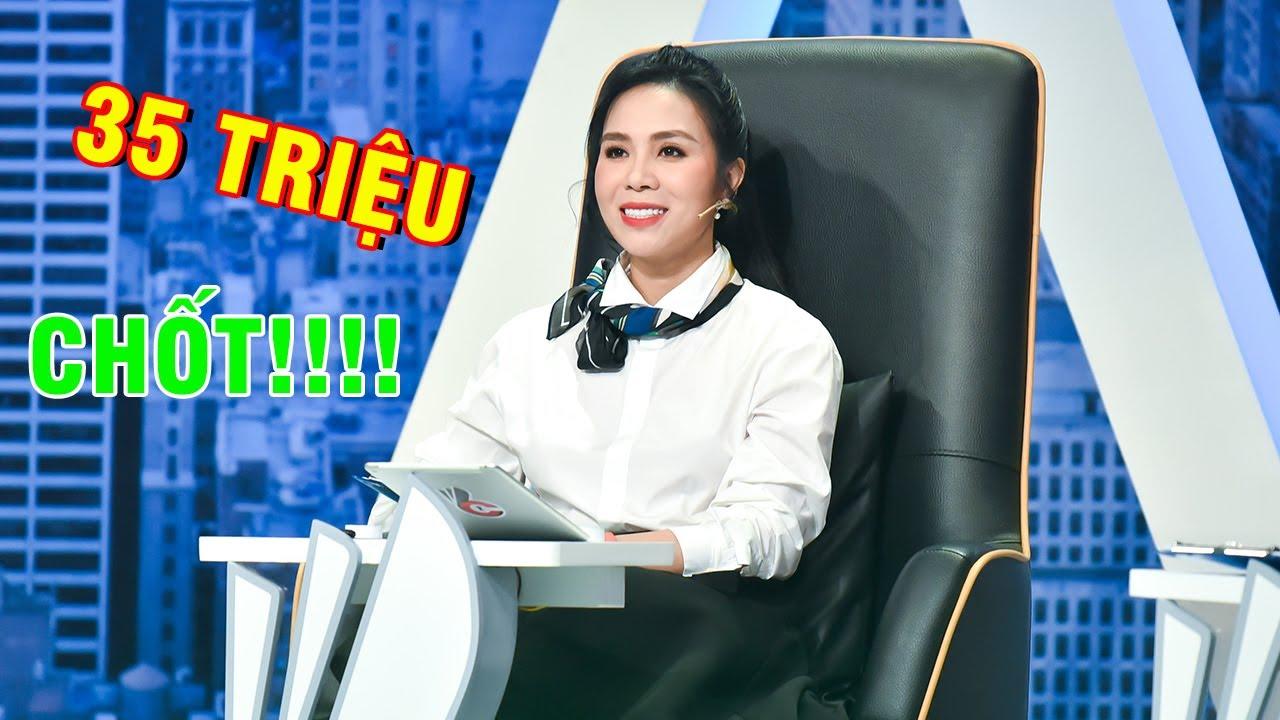 CƠ HỘI CHO AI | Sếp Lưu Nga ĐỐN TIM ứng viên với những khoảnh khắc đưa lời khuyên quá tâm lý