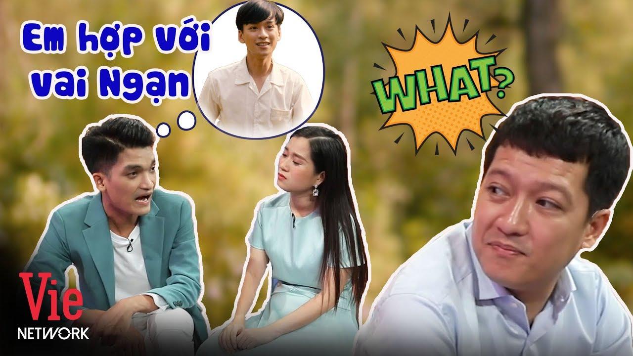 Trường Giang, Lâm Vỹ Dạ câm nín khi Mạc Văn Khoa tự tin khẳng định nhan sắc phù hợp với vai Ngạn