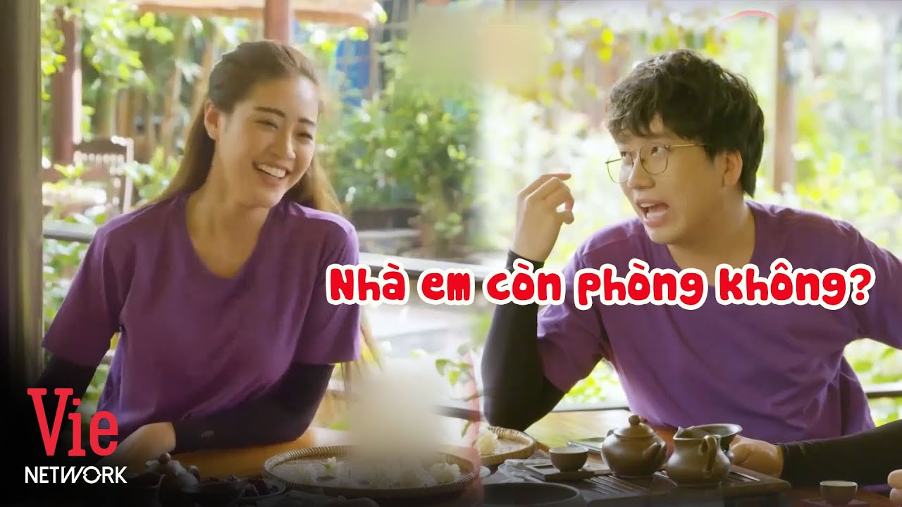 """Phát La """"mặt dày"""" xin qua ở chung với Khánh Vân chỉ vì cùng sở thích uống trà đàm đạo"""