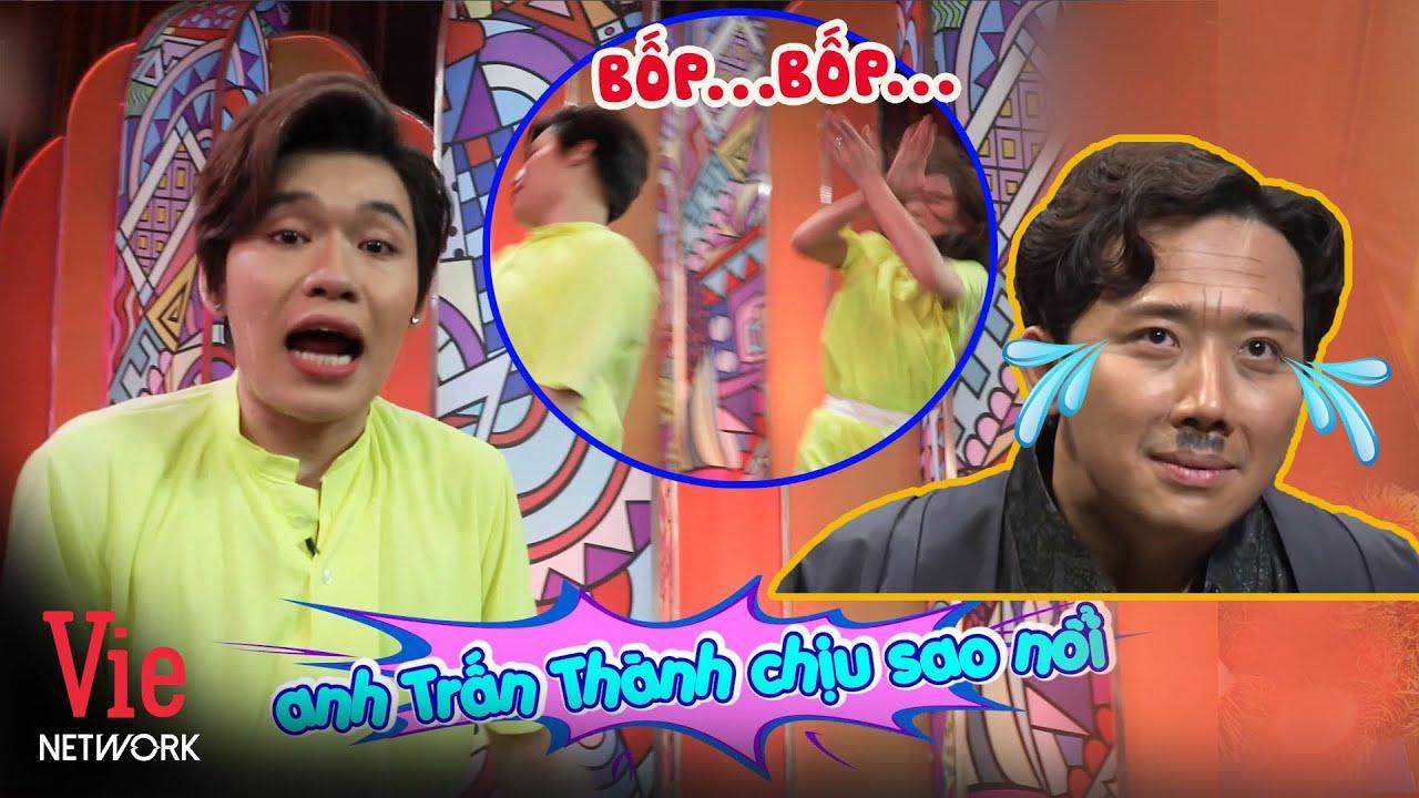 Quang Trung khẳng định đàn chị Hariwon bạo lực trong gameshow i như đánh chồng a Xìn ở nhà