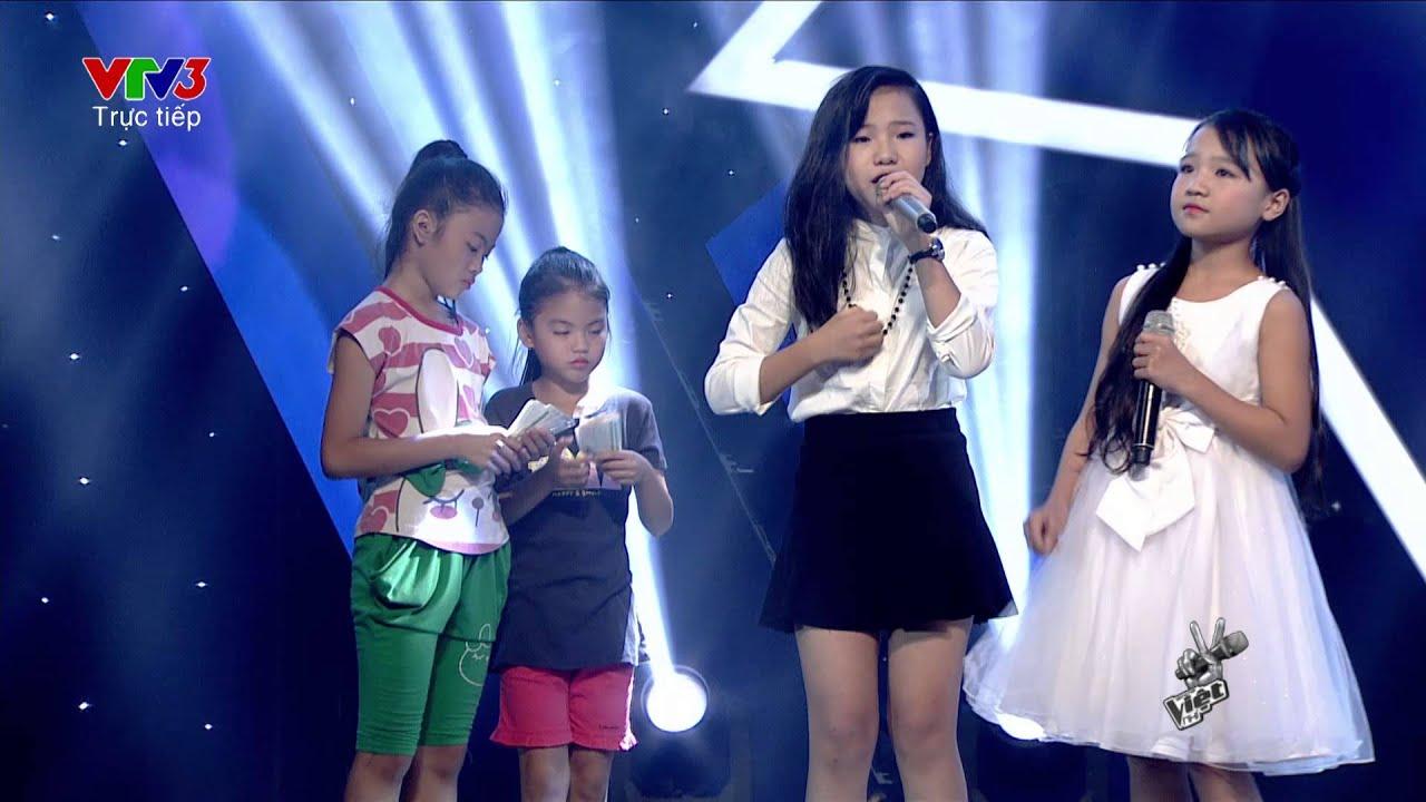 ĐỐM LỬA - QUỲNH ANH ft THU HÀ -  GALA TRUNG THU - GIỌNG HÁT VIỆT NHÍ 2015 (MÙA THỨ 3)