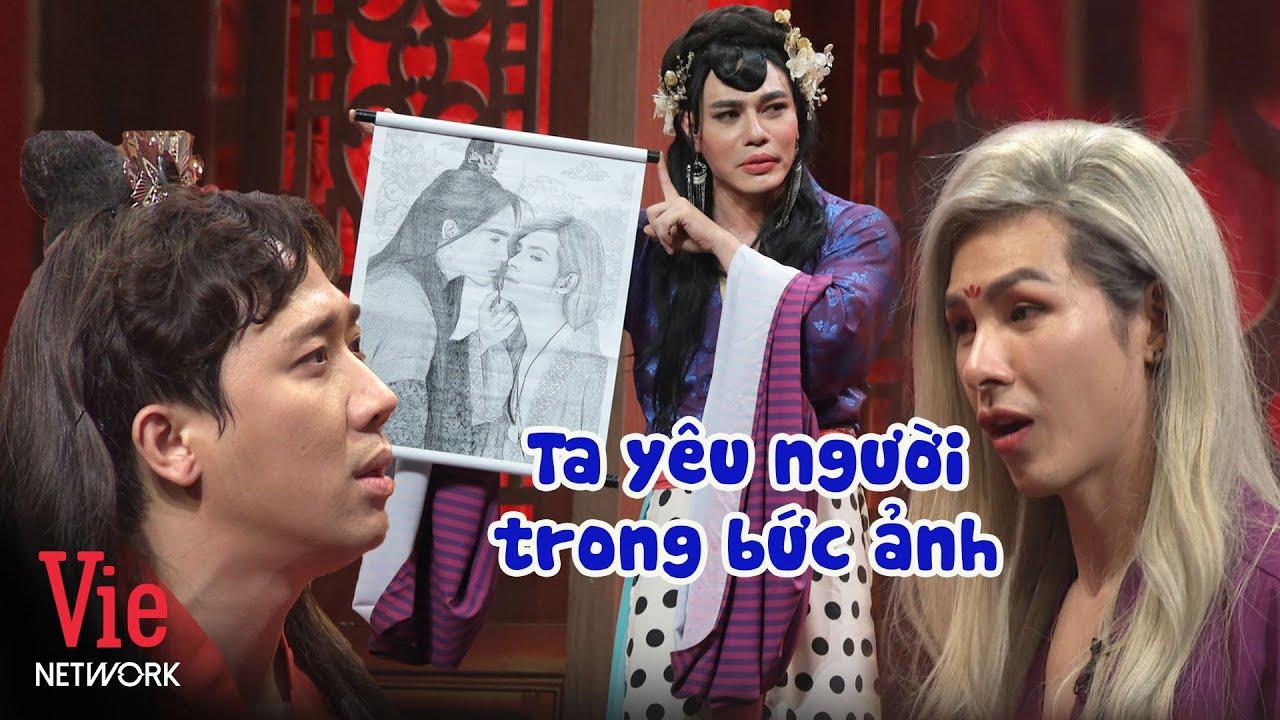 Trấn Thành đứng hình khi Denis Đặng bất ngờ công khai yêu Nguyễn Trần Trung Quân đã lâu | Ơn Giời
