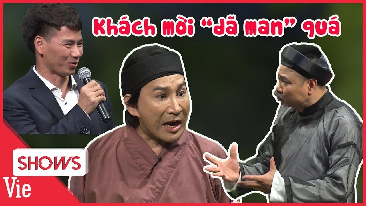 """Kim Tử Long xuất sắc giành cúp, Tự Long thừa nhận đây là khách mời """"dã man"""" nhất Ơn Giời Cậu Đây Rồi"""