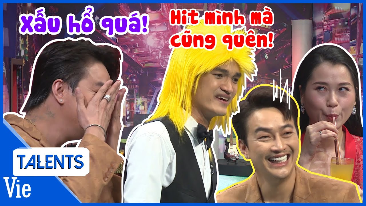 TiTi không nhớ lời bản hit Nàng Kiều Lỡ Bước - HKT, bối rối trước Lâm Vỹ Dạ, Mạc Văn Khoa ở Ơn giời