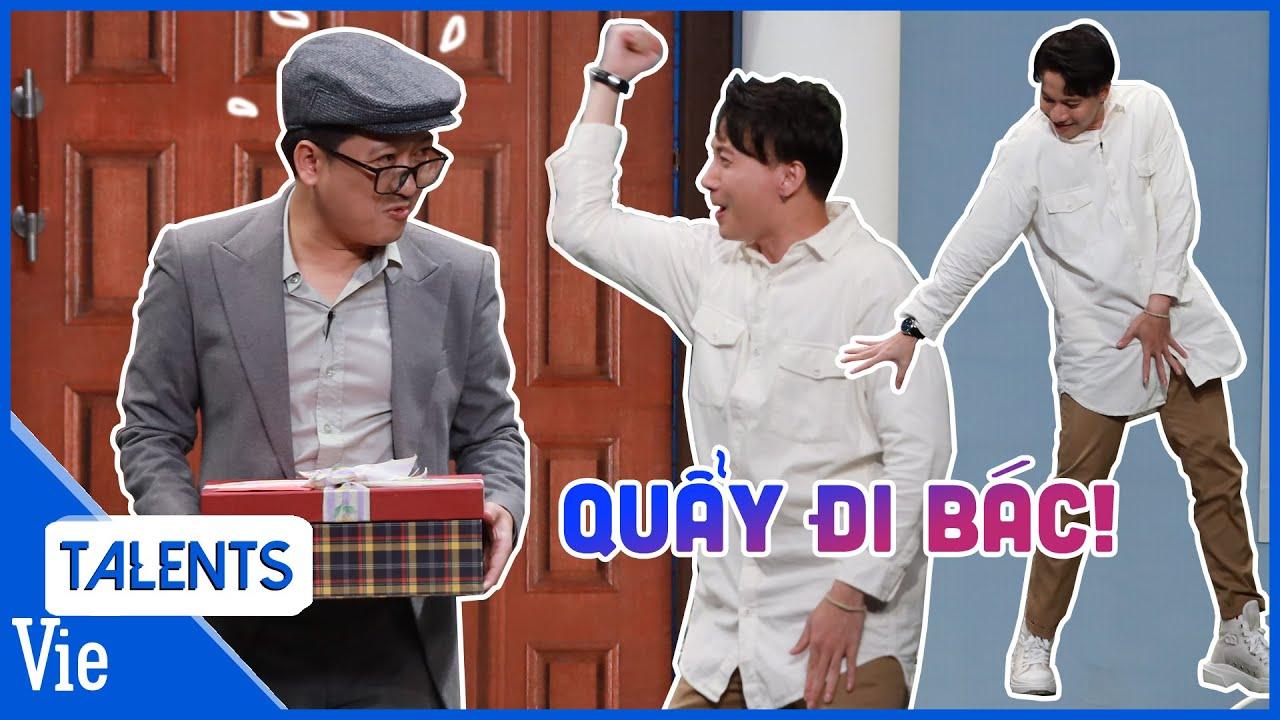 S.T hoạt ngôn đoạt cúp Ơn Giời, quậy banh phòng Trường Giang với màn vũ đạo BlackPink, BTS